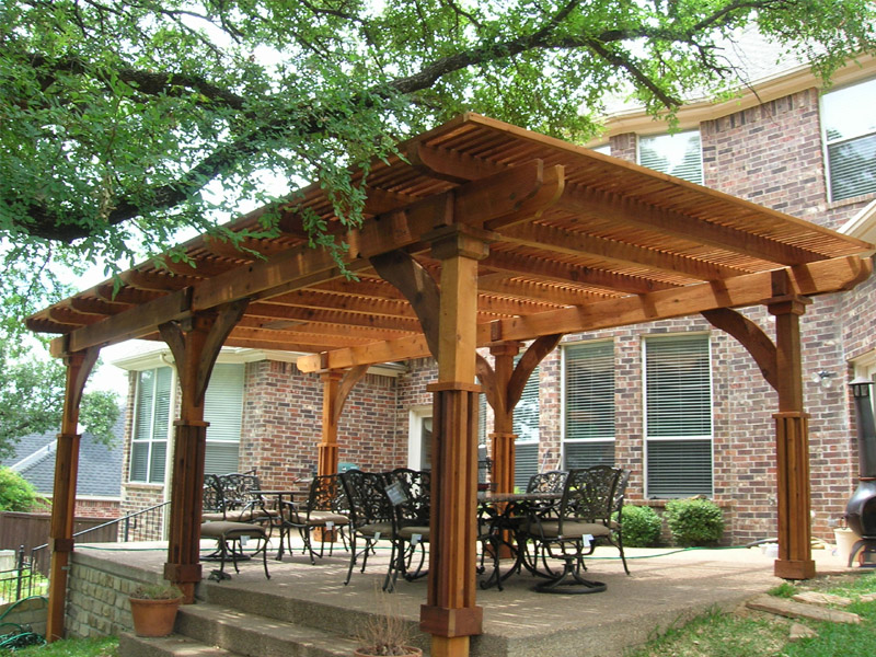 Pergola Arbors · Swimming Pool · Iron Work Dallas · Wrought Iron Gate. Patio  Covers